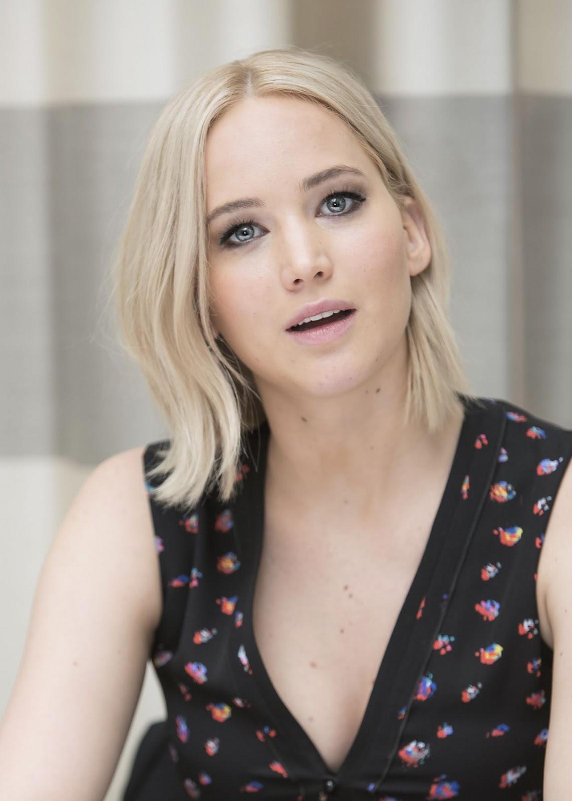 The Hunger Games 2018 >> Jennifer Lawrence Haircut 2018