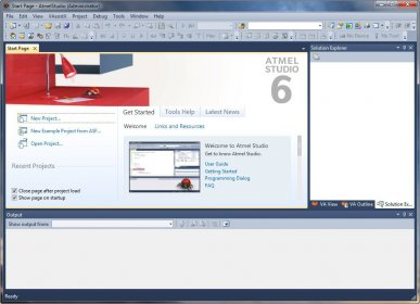 Download Atmel Studio by Atmel Corporation