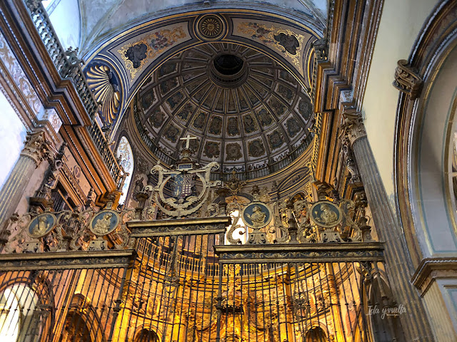Rejería de la Sacra Capilla del Salvador