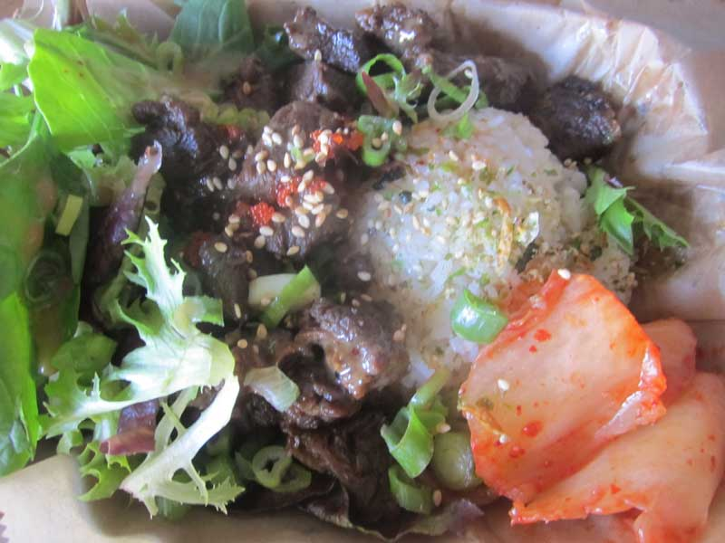 Cakes And Ale: Koja Kitchen in San Francisco