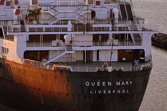 QE2 - Pride of the Clyde: Stephen Payne's Clever Nod to the Past