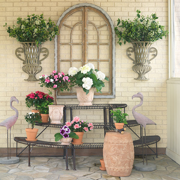 Groovy Chinoiserie Chic The Garden Stool Pabps2019 Chair Design Images Pabps2019Com