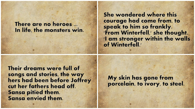 Sansa Stark Quotes