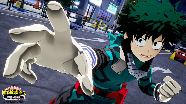 """""""My Hero Academia"""" Releases Fighting Game For Play Station 4 & Nintendo Switch"""