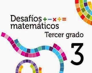 Desafíos Matemáticos 3er grado 2014-2015 Soluciones