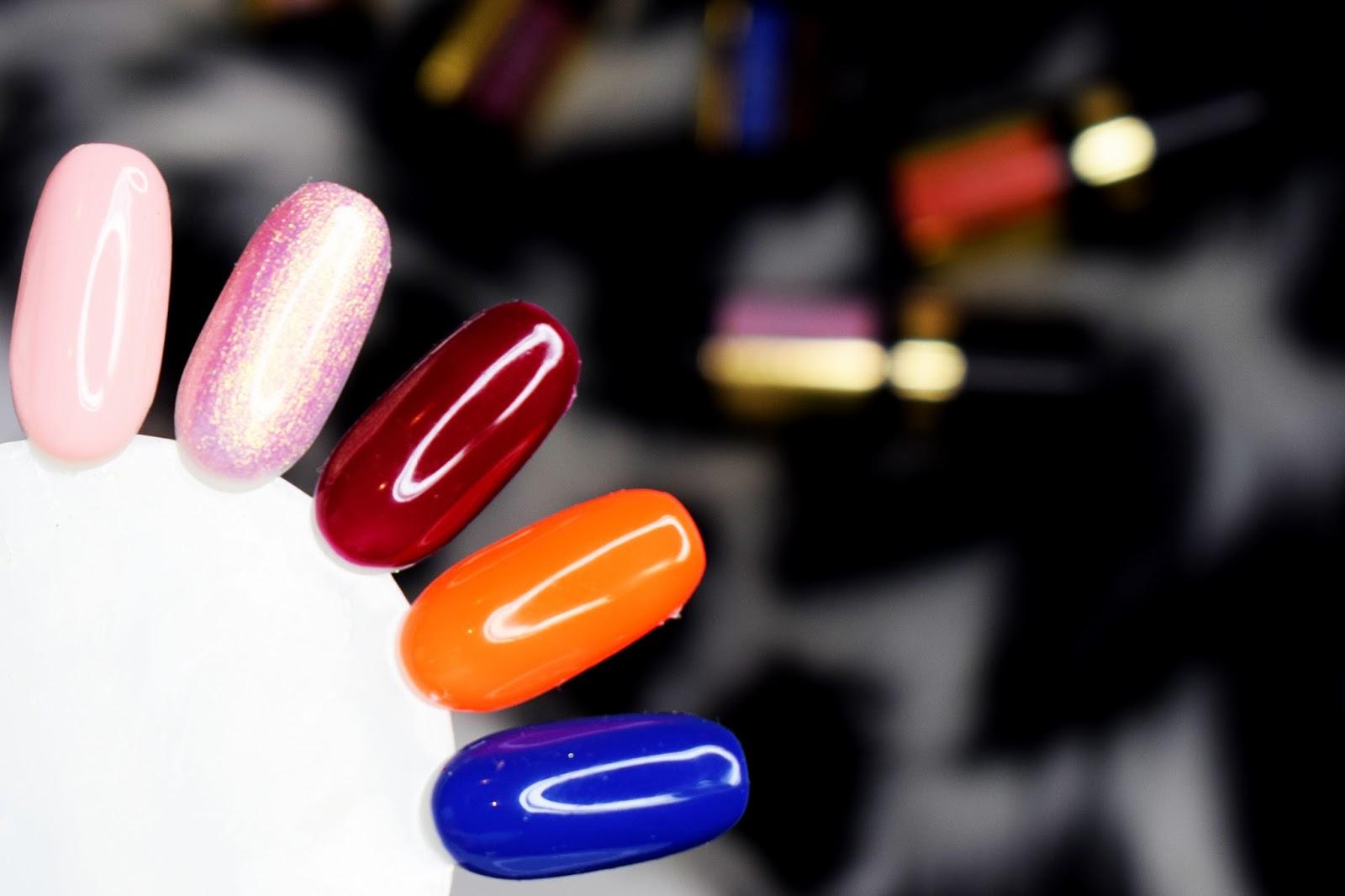 Zestaw do manicure hybrydowego Eveline