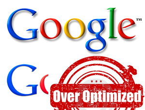 SEO Over-optimization