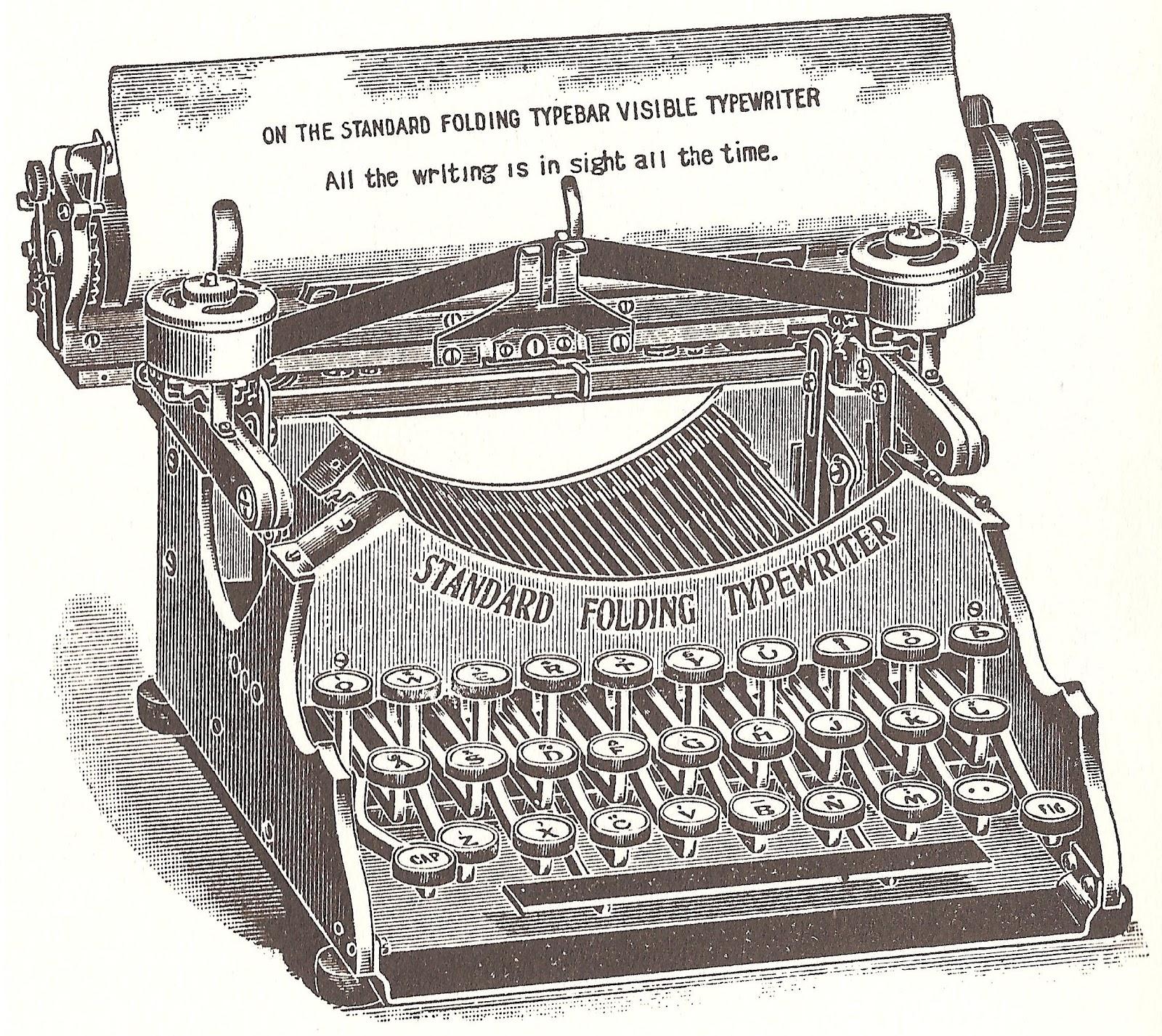 Typewriter deals