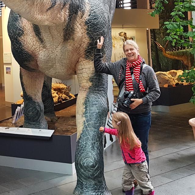 Bornholm mit Kindern im Herbst. Teil 3: 10 tolle Ausflugsziele für Familien auf Dänemarks Sonneninsel. NaturBornholm ist ein spannendes Museum für Familien.