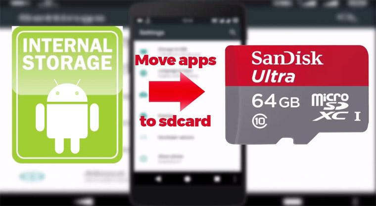 Cara Cepat Memindahkan Aplikasi Android dari Memori Internal ke SDcard