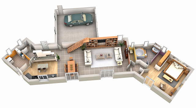 PLANOS DE CASAS│-COMO DISEÑAR MI CASA - Proyectos de Casas