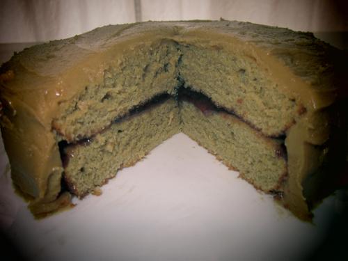 Jelly Cake Recipe Uk: Redi-Set-Go Recipes: Peanut Butter & Jelly Cake