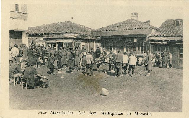 Bazaar in Bitola