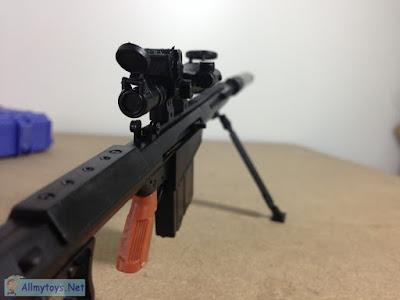 1:6 Scale Model Toy Gun M82A1 2