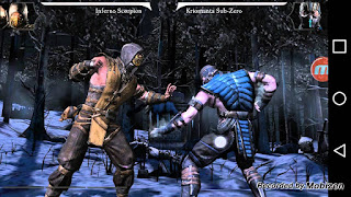 MORTAL KOMBAT X MOD APK high damage
