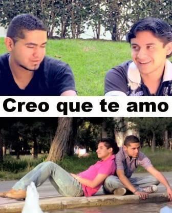 Creo Que Te Amo - PELICULA GAY - Mexico - 2013