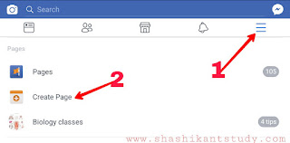 create-facebook-page-in-hindi