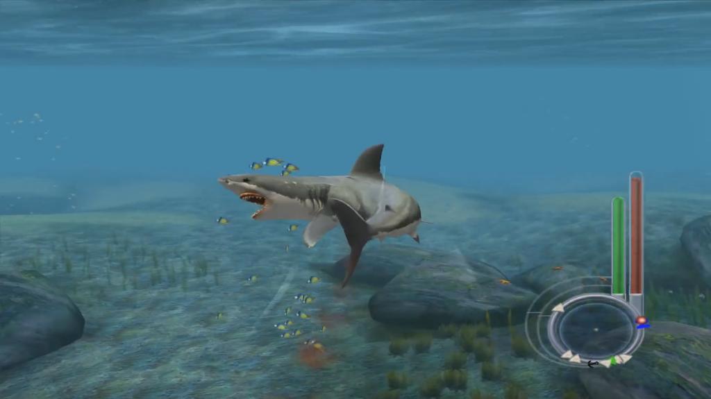 игры на майкрософт 540 про акулы