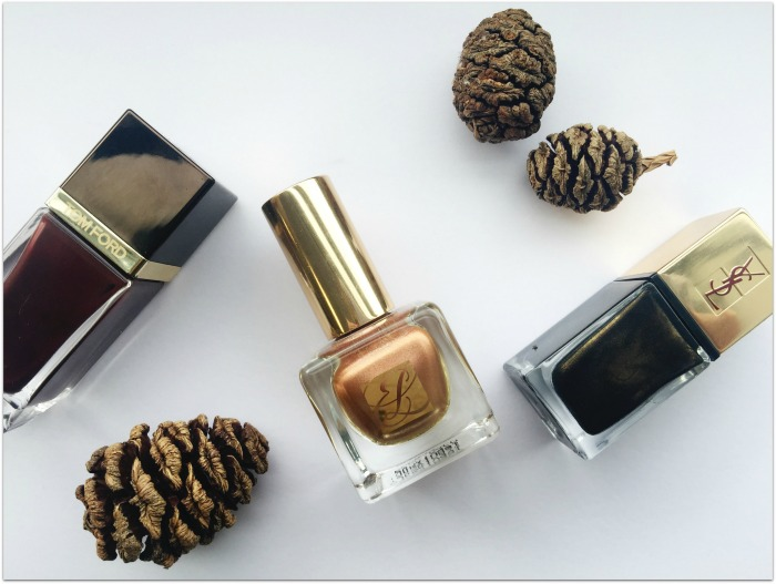 Favourite nail polish colours for autumn / fall from Irish beauty blog Fluff and Fripperies