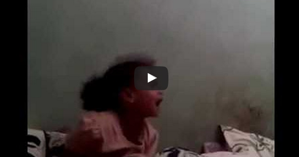 "[VIDEO] Lihat Reaksi Bocah ini Ketika Ayahnya Bilang ""Anies Kalah Ahok Menang"""