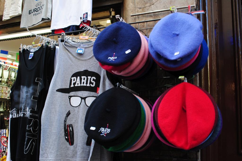 berety w Paryżu