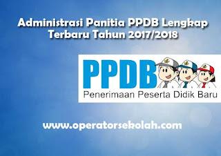 Kepanitiaan dan Pembiayaan PPDB 2017 2018