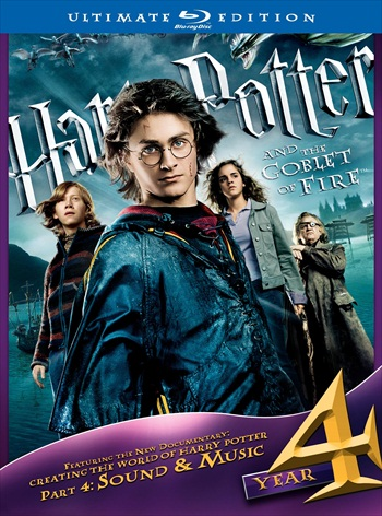 Harry Potter And The Goblet Of Fire 2005 Dual Audio Bluray Movie Download