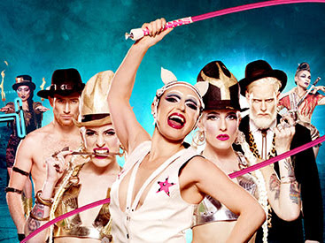 The Raunch, Spiegeltent | Review