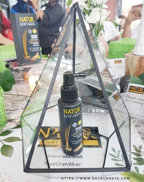 Simple Beauty of Natur Hair Care