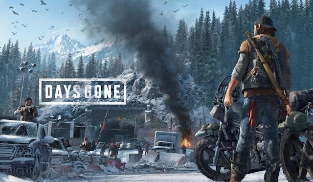 الكشف رسميا عن الصورة النهائية لغلاف لعبة Days Gone ، شاهد من هنا ..