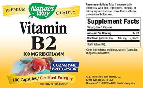 b2 vitamin