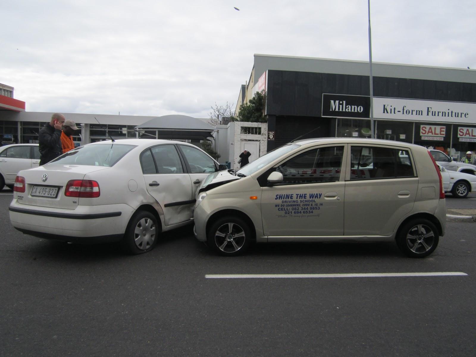Bush Radio 89 5 fm Newsroom: Minor accident occurs in