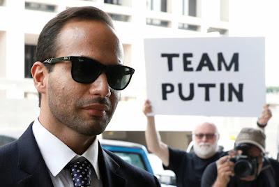 George Papdopoulos sentencing TrumpGate