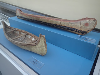 bark canoe models, USA