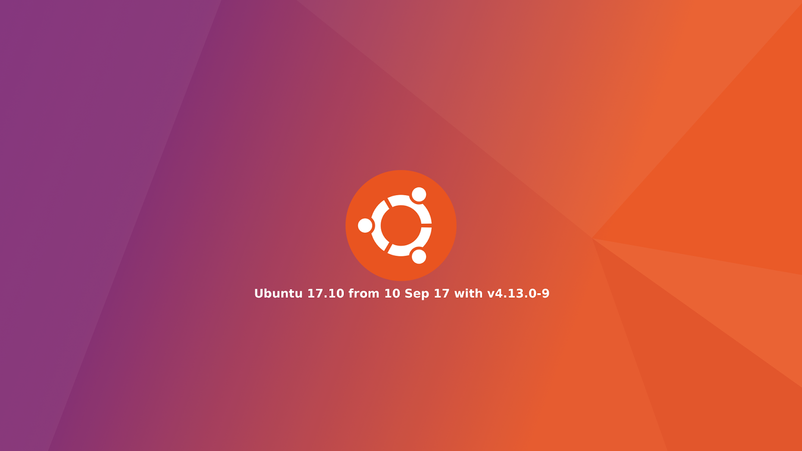 linuxium com au: Ubuntu 17 10 from 10 September with v4 13 0