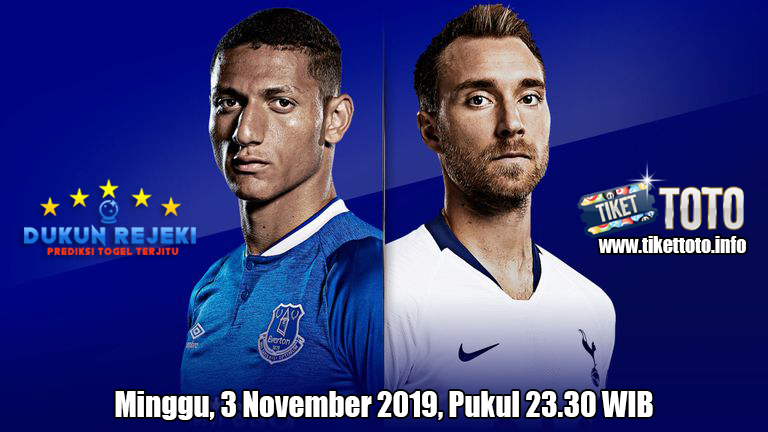 Prediksi Everton VS Tottenham Hotspur 3 November 2019