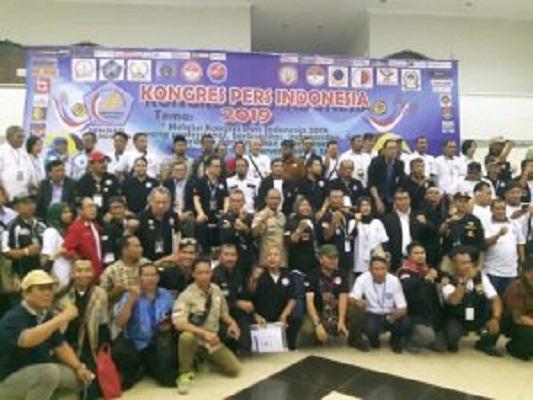 12 Organisasi Pers Bentuk Dewan Pers Indonesia