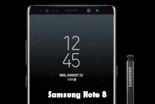 Samsung note 8 font