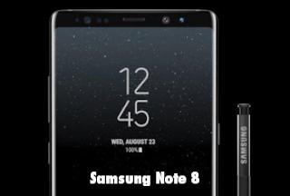 Cara Mengganti Font Bawaan Samsung Galaxy Note 8