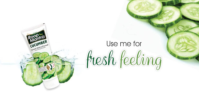 Roopmantra Cucumber Skin Care Face-Wash