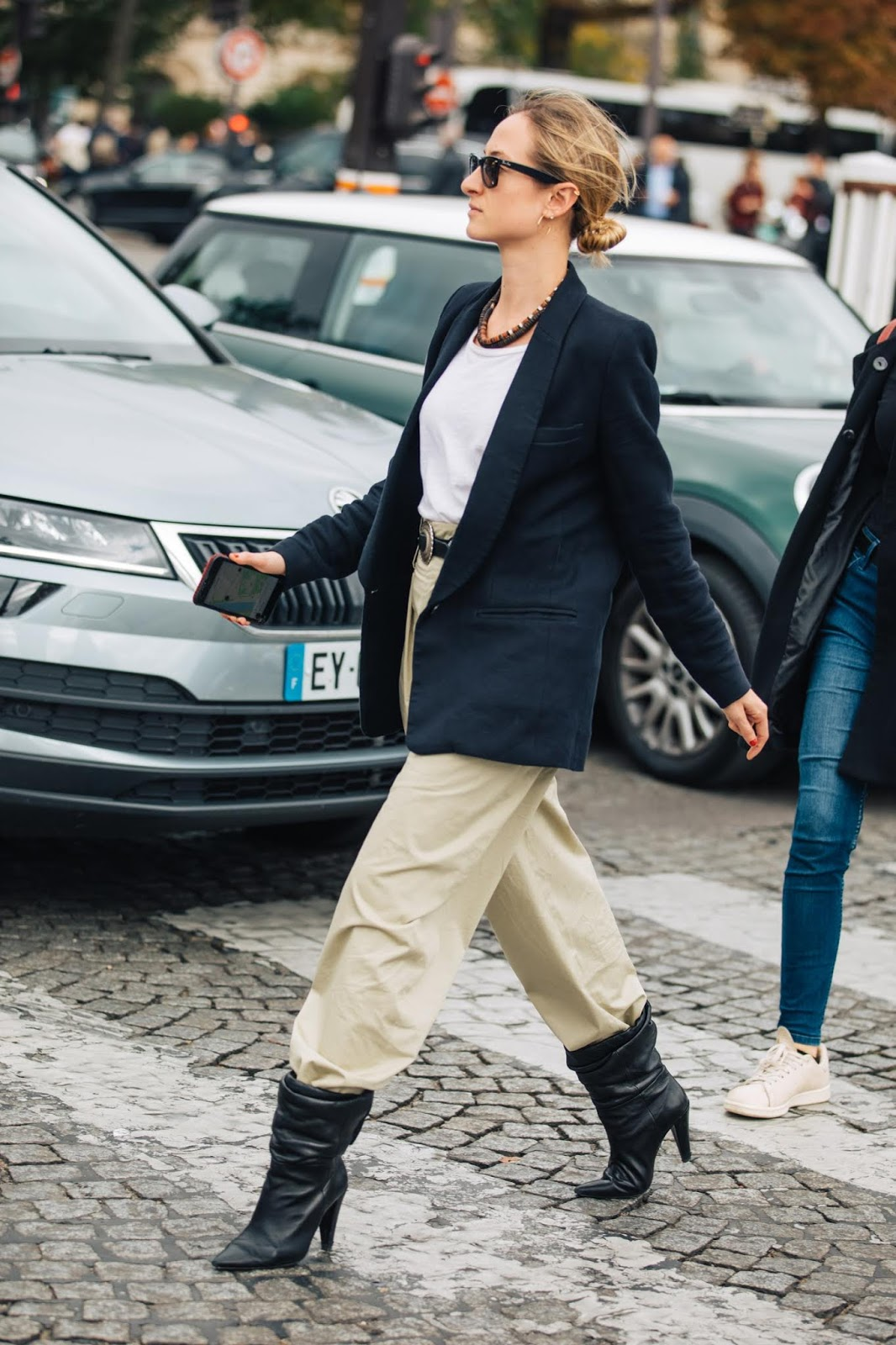Slouchy Boots Are Undeniably Cool for Fall