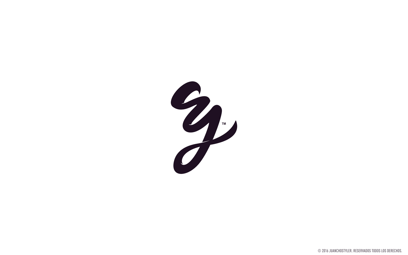 Logofolio 2016 de Juancho Styler