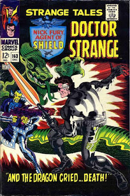 Strange Tales #163, Nick Fury, agent of SHIELD