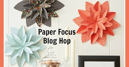 CTMH Paper Blog Hop - Swan Lake