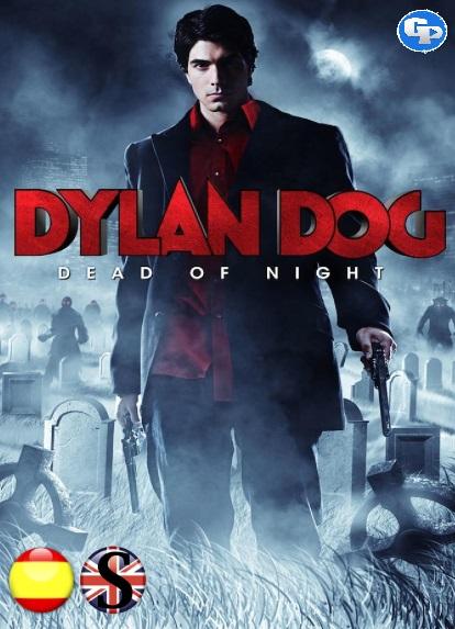 Dylan Dog: Los Muertos de la Noche (2011) HD 720P ESPAÑOL/INGLES