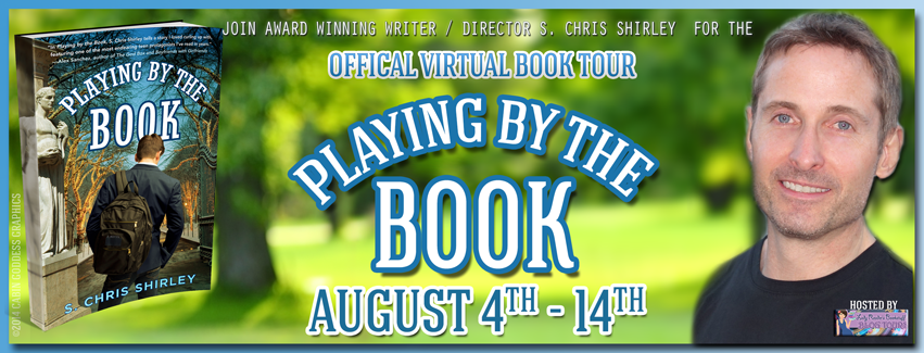 PLAYING BY THE BOOK Blog Tour with Giveaway!!