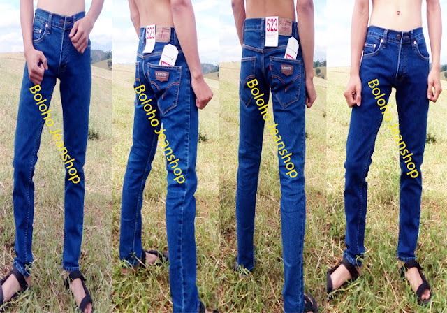 Belanja celana jeans murah di Tanah Abang