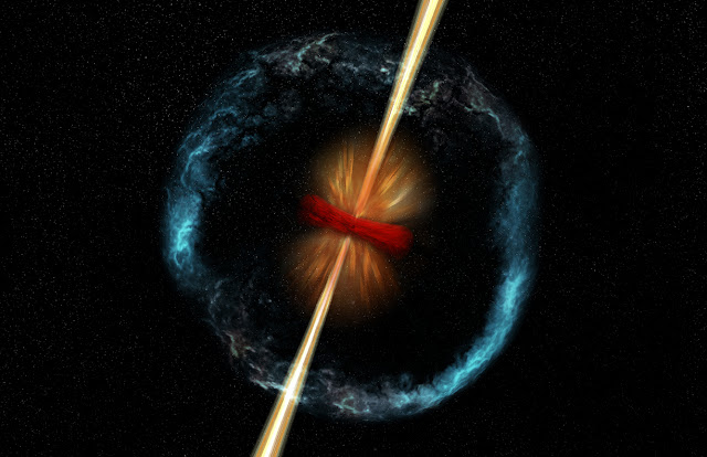 Gamma-Ray Burst 140903A