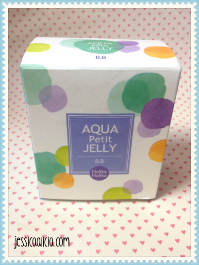 Review : Holika Holika Aqua Petit Jelly BB #02 by Jessica Alicia