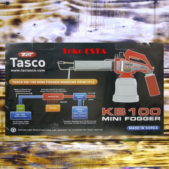 Tasco KB100